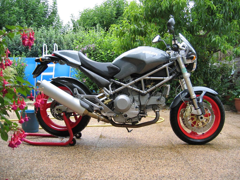 Ducati Monster 1000 wallpapers #11850