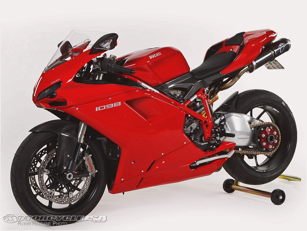 Ducati Superbike 1098 R Bayliss Limited Edition wallpapers #12446