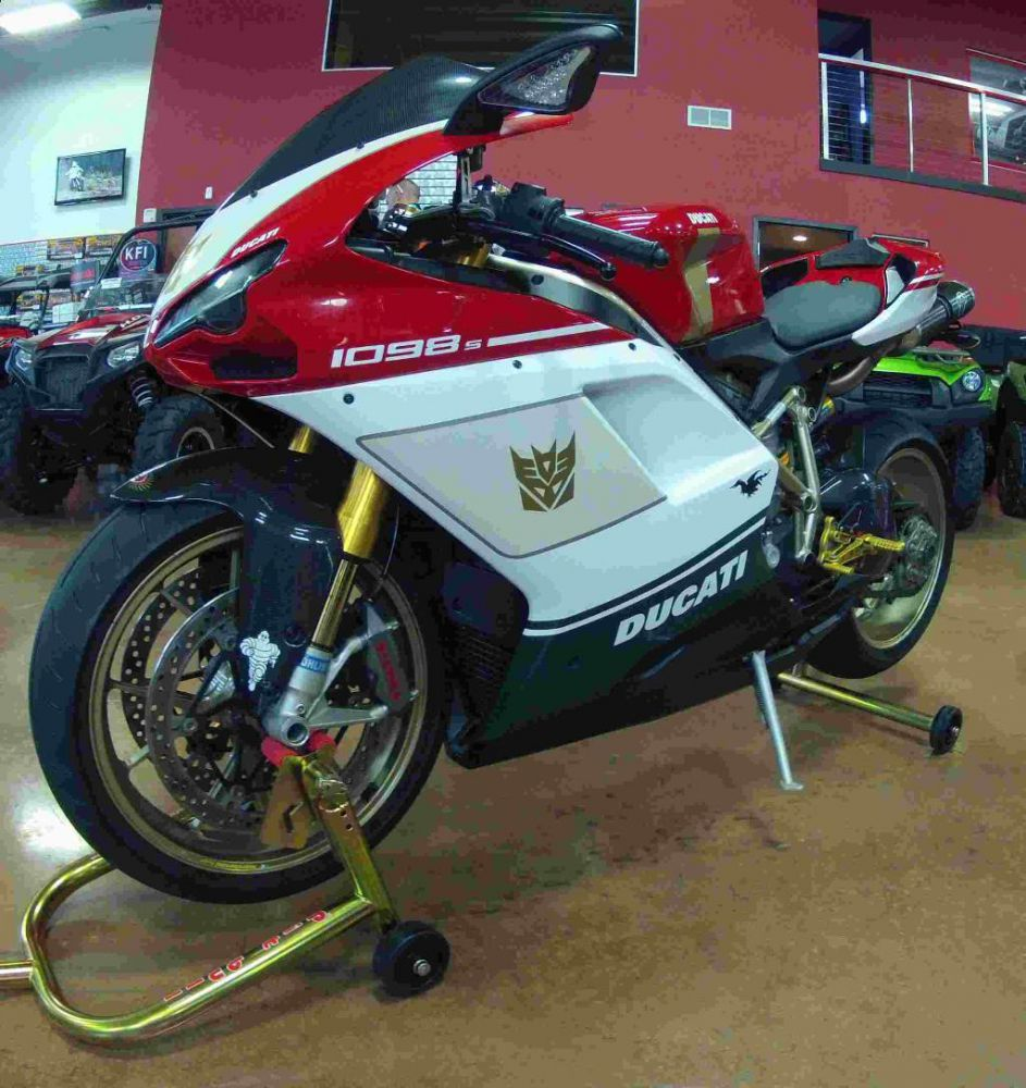 Ducati Superbike 1098 S Tricolore wallpapers #12049