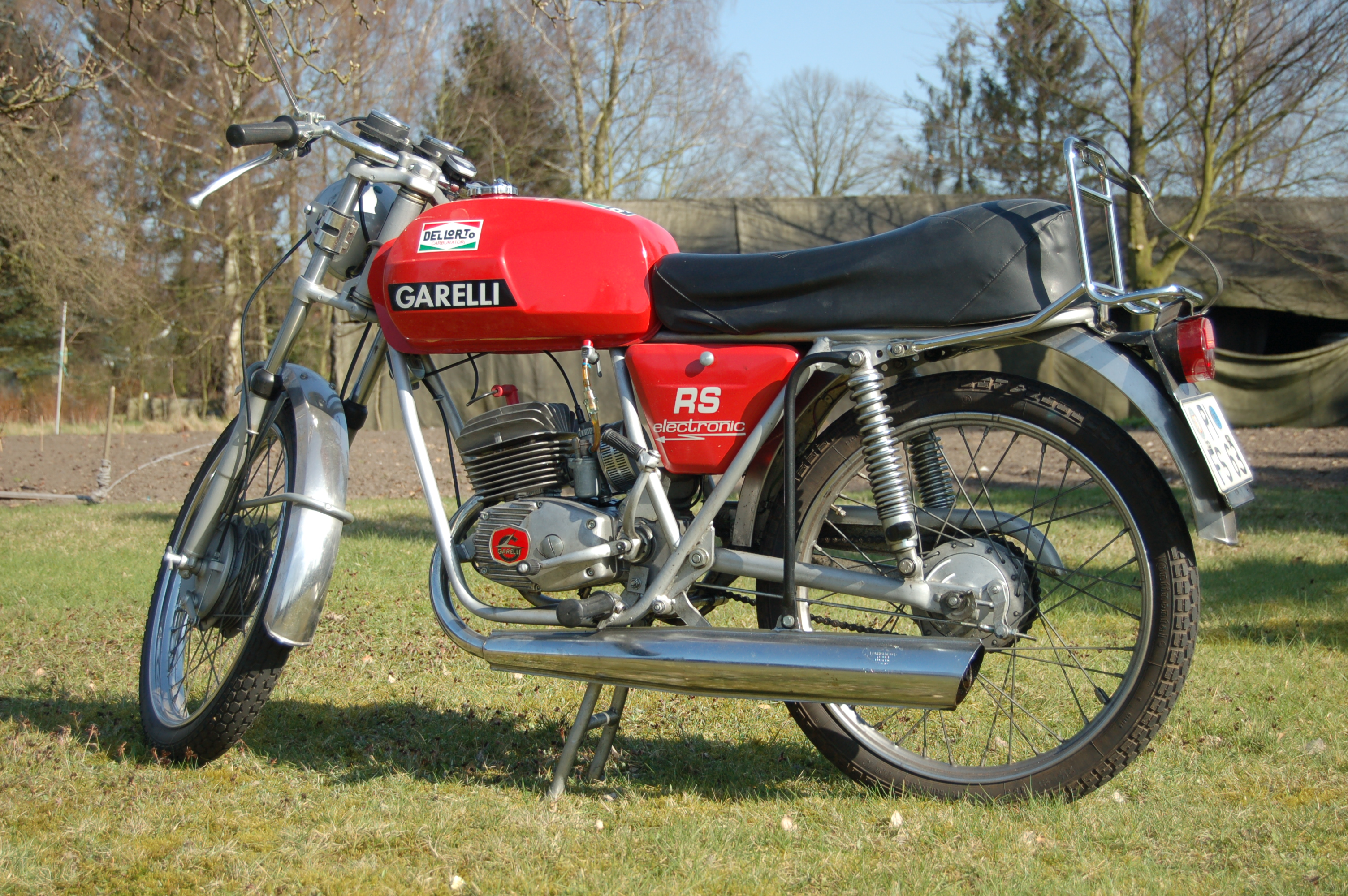 Garelli XR 125 Tiger images #153988