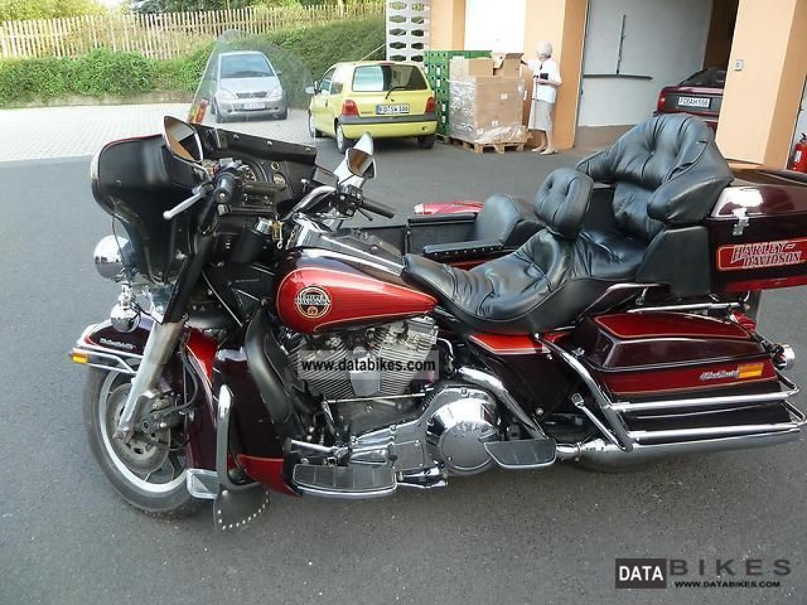 1990 Harley-Davidson FLHTC 1340 Electra Glide Classic pic 17