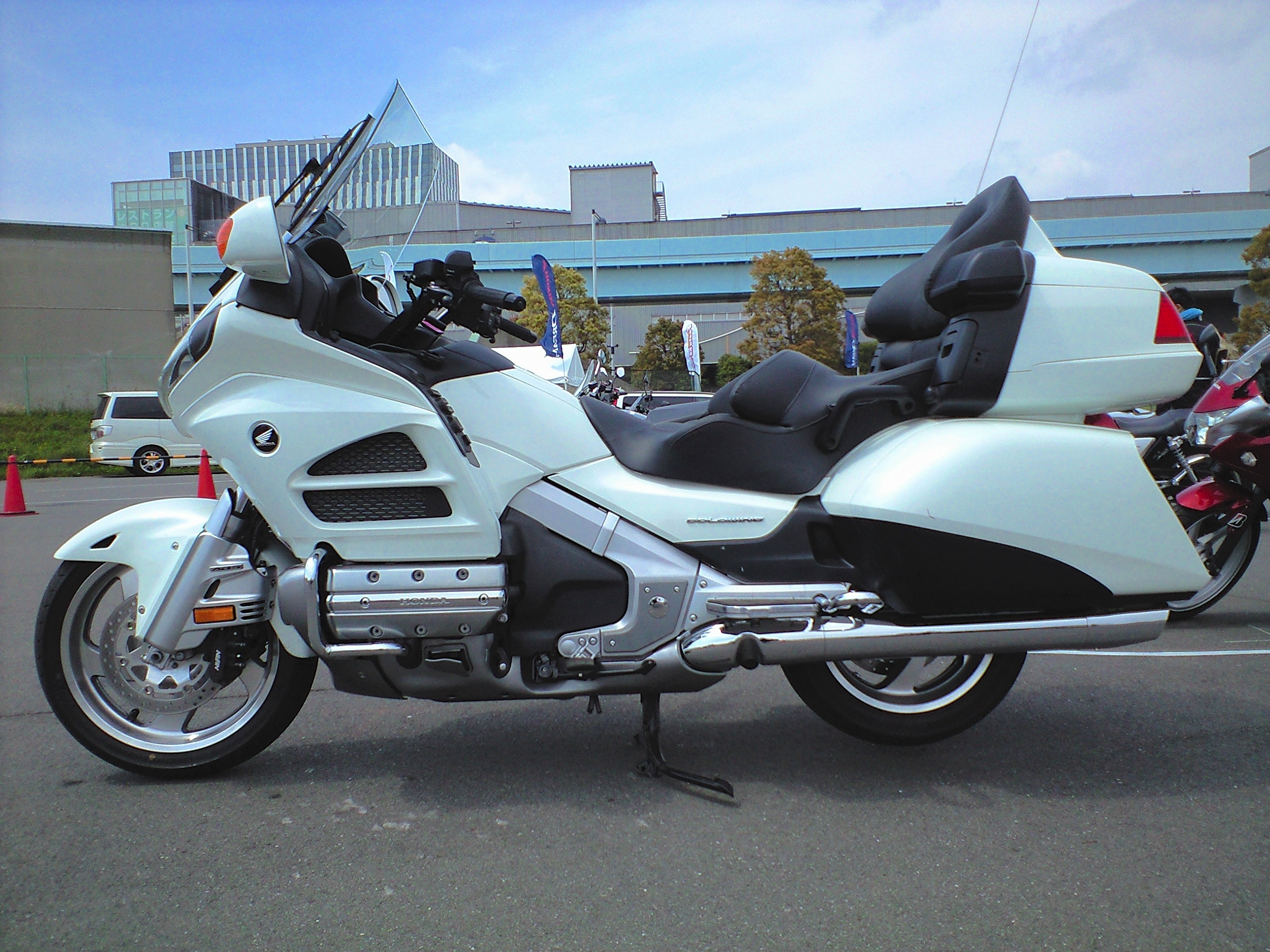 Honda GL 1800 Gold Wing 2007 images #82138
