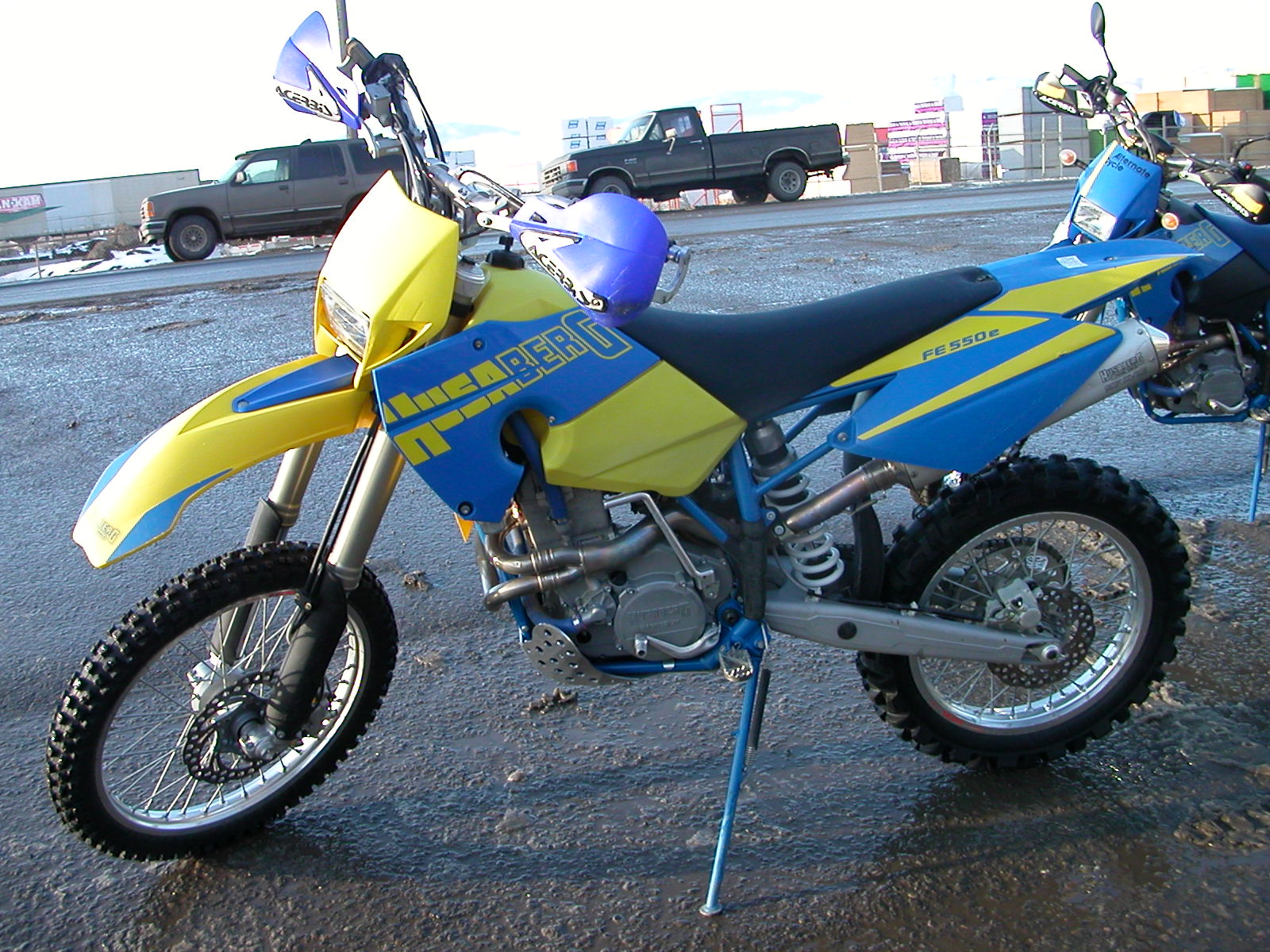 Husaberg FC 450 2005 wallpapers #174720