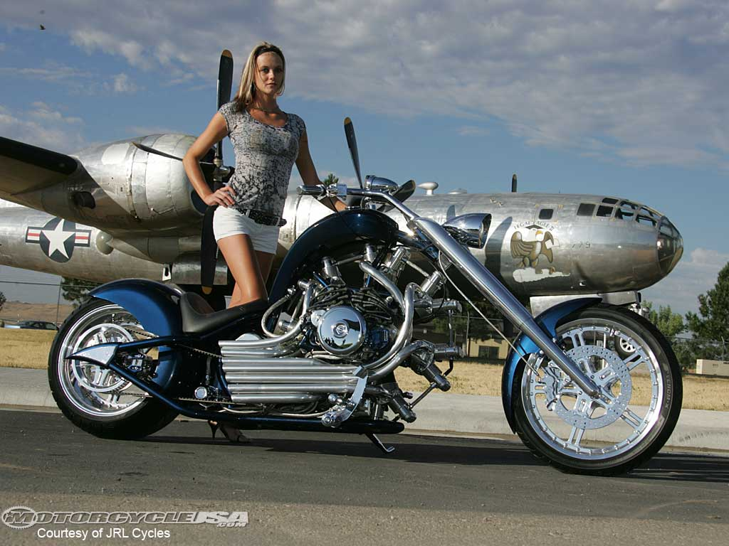 JRL Radial Engine 2007 images #100384