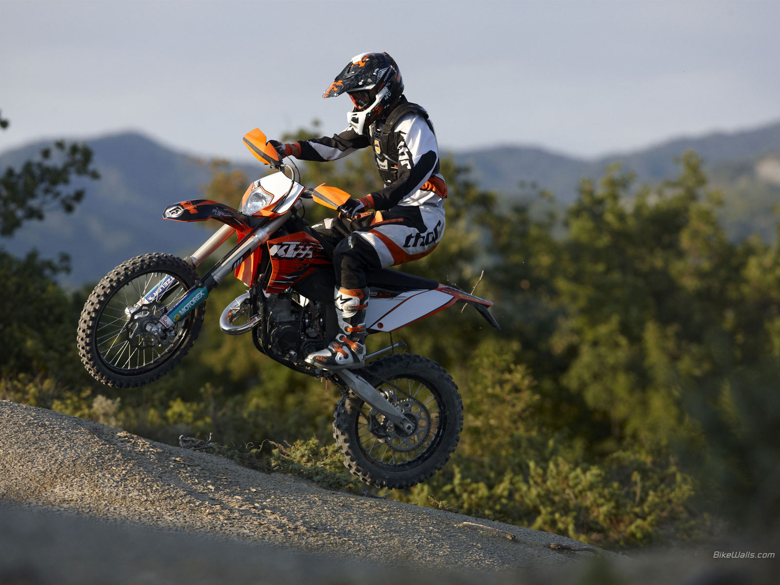 KTM 125 EXC 2010 wallpapers #161329