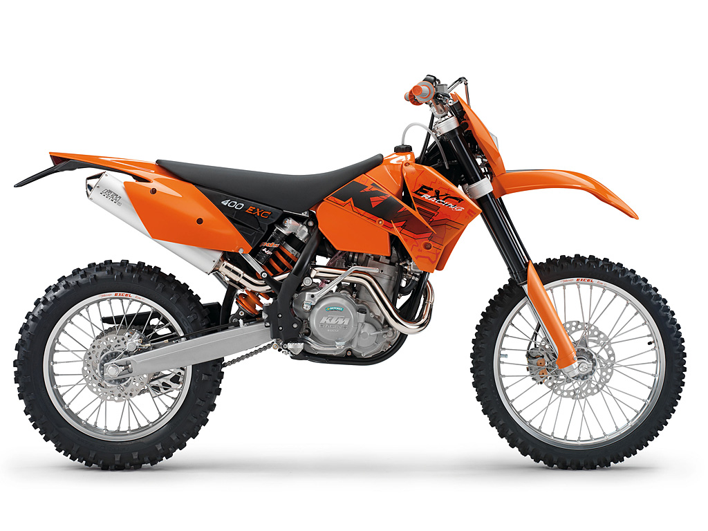 KTM 400 EXC Racing 2005 images #86399