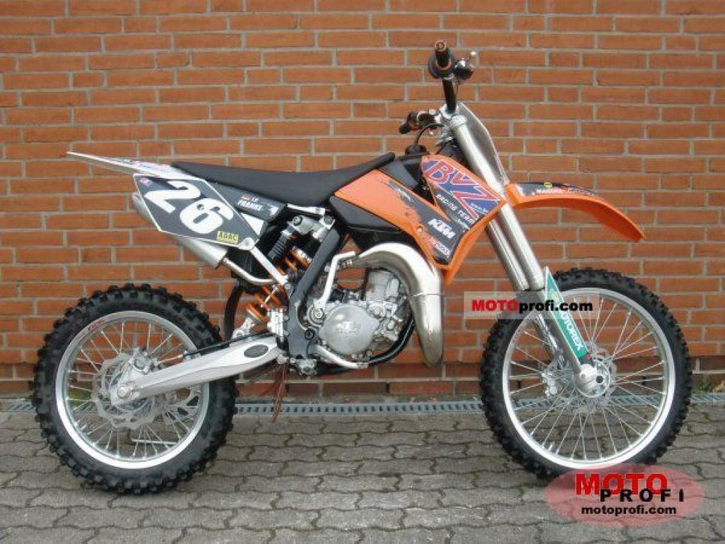 KTM 85 SX 19/16 wallpapers #135048