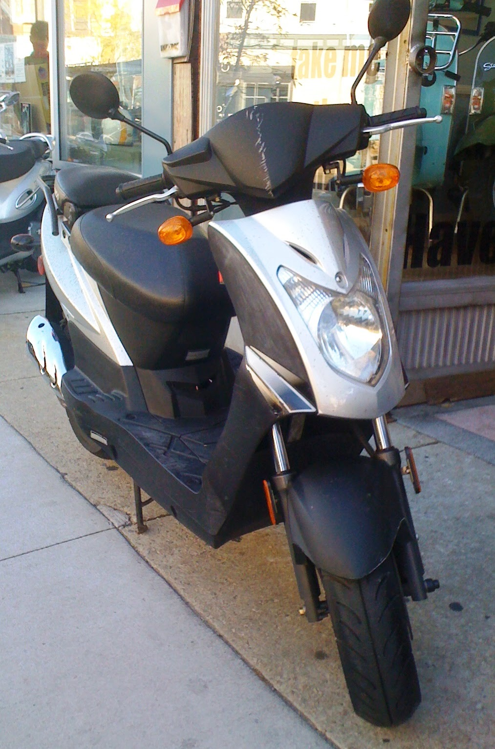 Kymco Agility 50 2007 images #100883