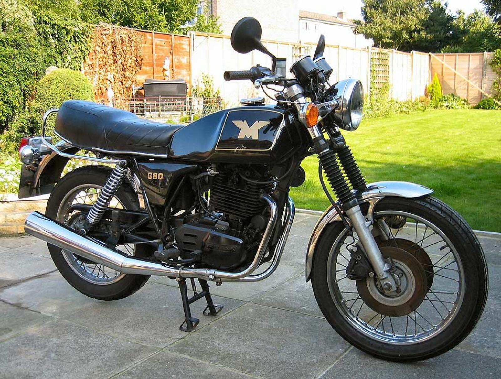 Matchless G 80 E 1988 images #104033