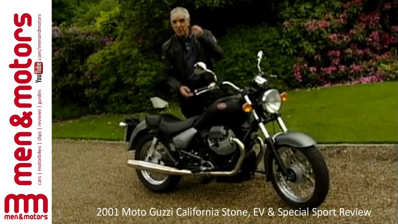 Moto Guzzi California EV Touring 2004 images #146654