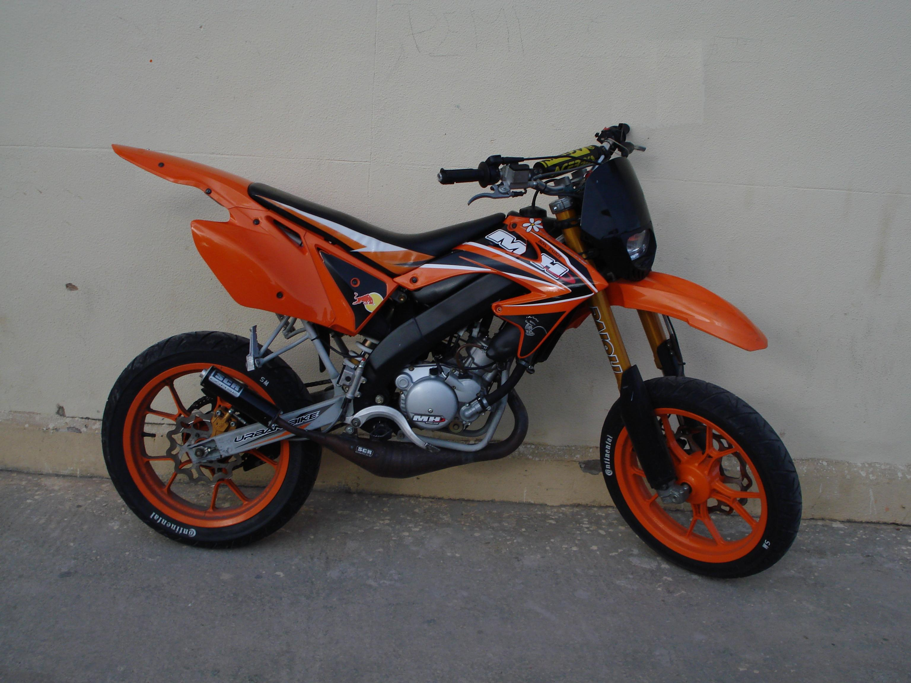 2007 Motorhispania Ryz 50 Super Motard: pics, specs and ...