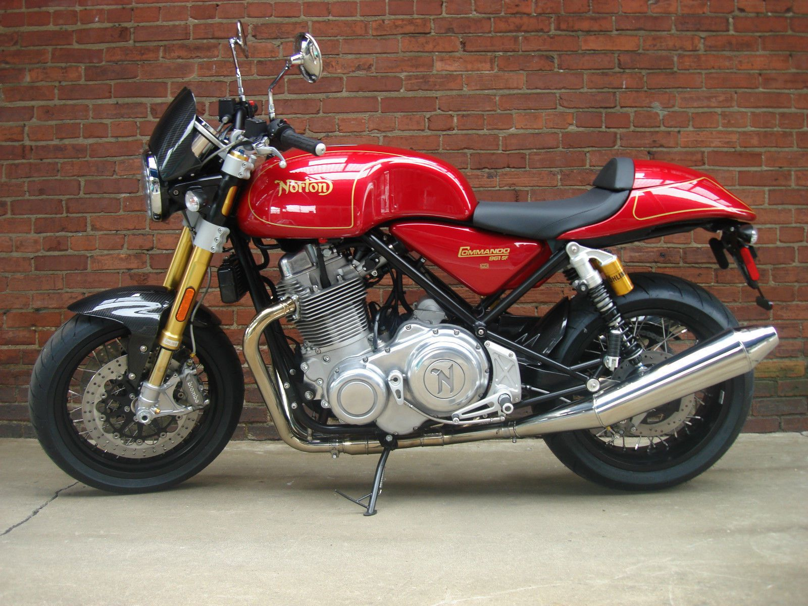Norton Commando 961 SF images #117670
