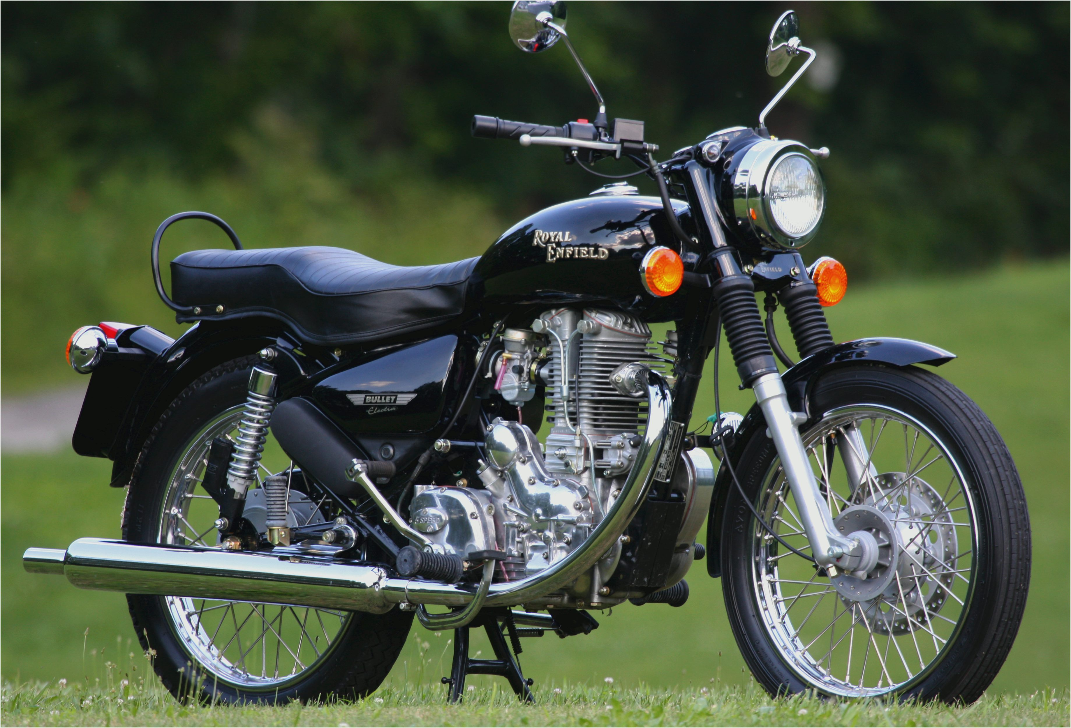Royal Enfield Bullet 350 Classic 2007 images #123969