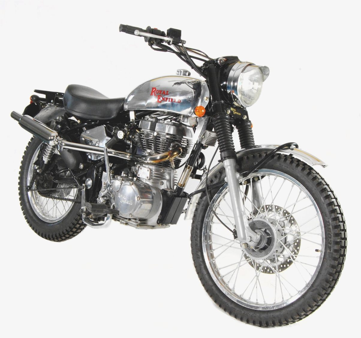 Royal Enfield Bullet 500 Trial Trail 2007 images #123674