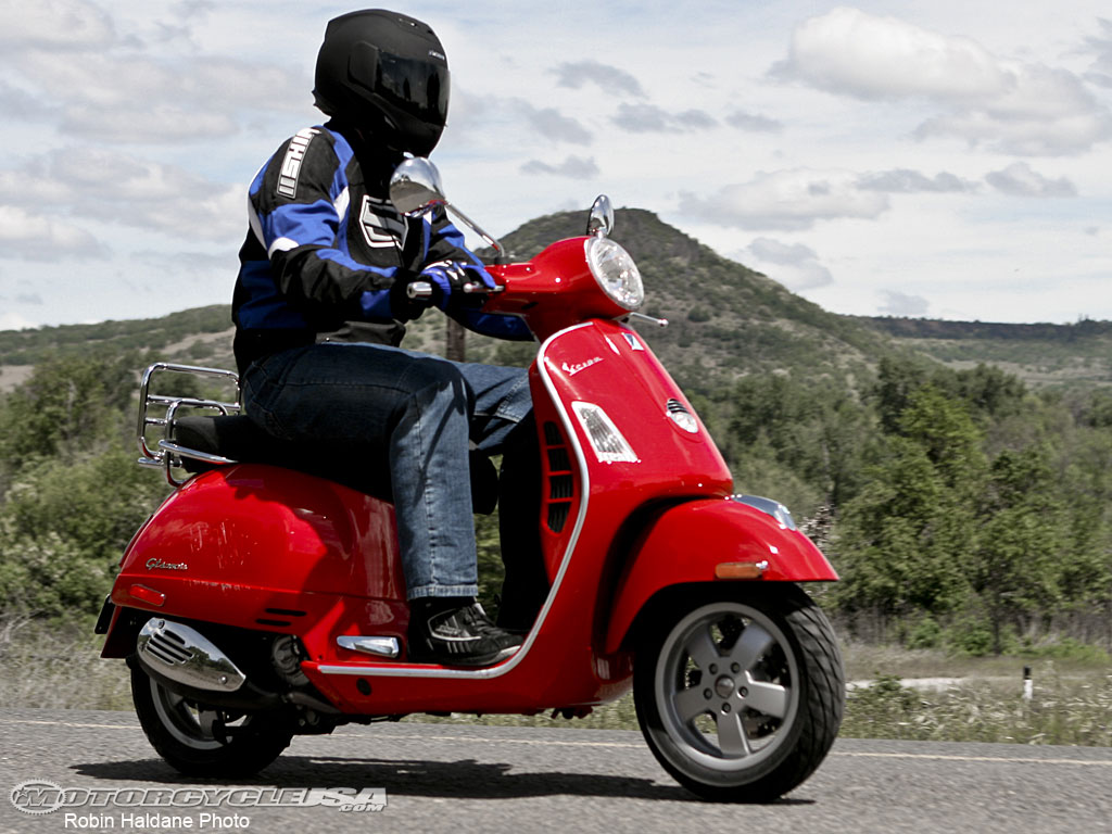 Vespa GTV 250 ie Sidecar wallpapers #129694
