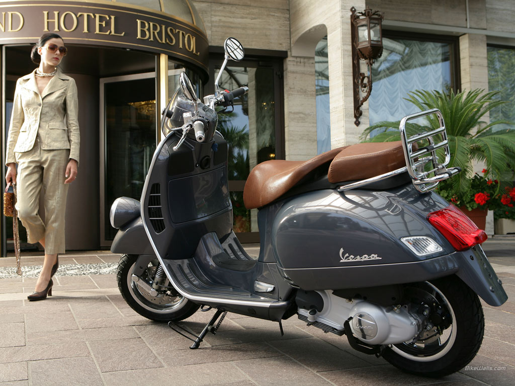 Vespa LX 150 wallpapers #130290
