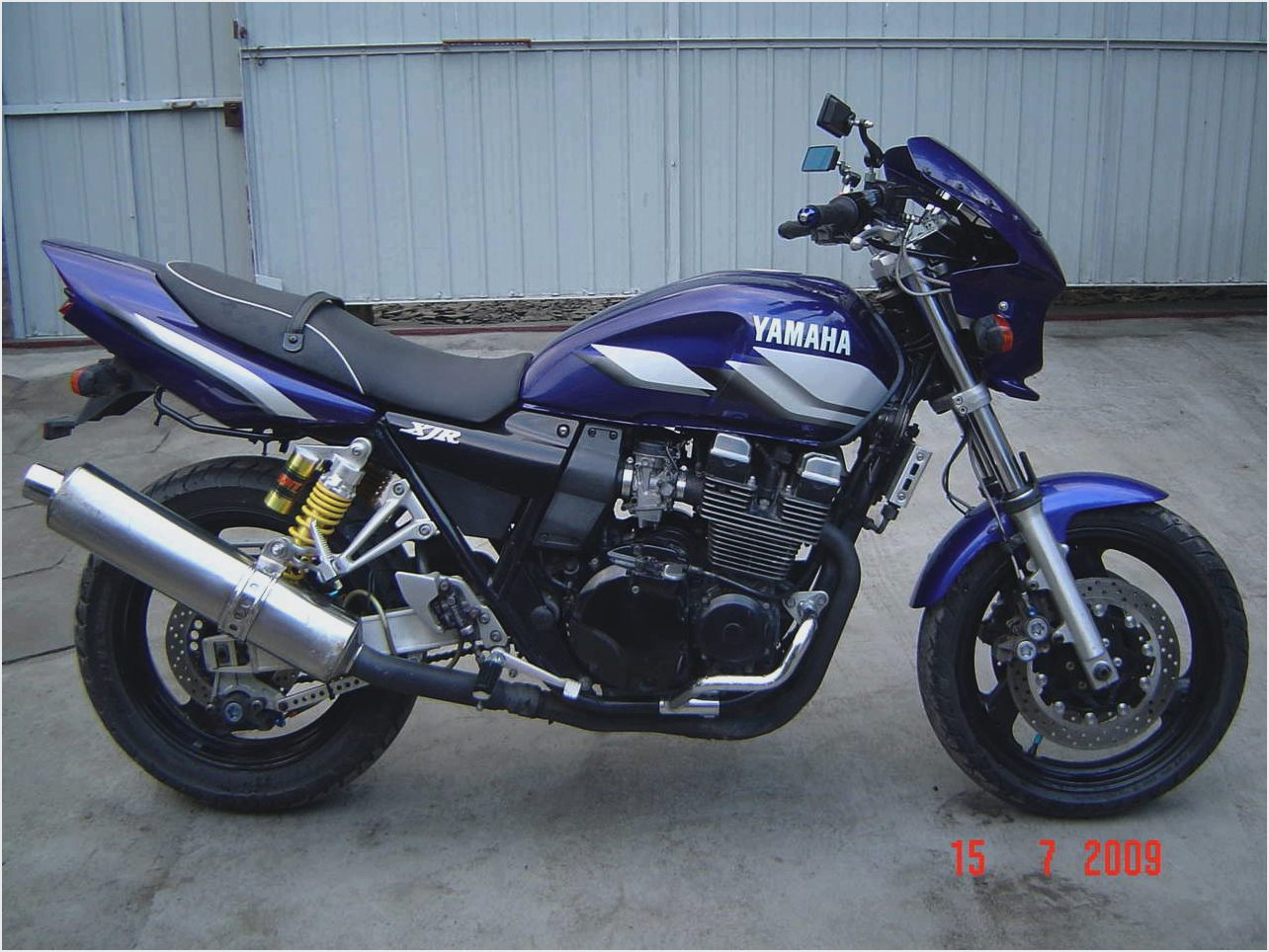 Yamaha XJR 400 R 2005 images #91273