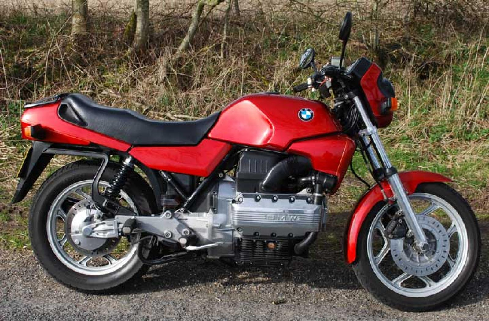 BMW K100RT images #77648