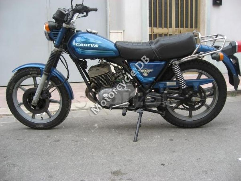 Cagiva SX 250 1983 images #67986