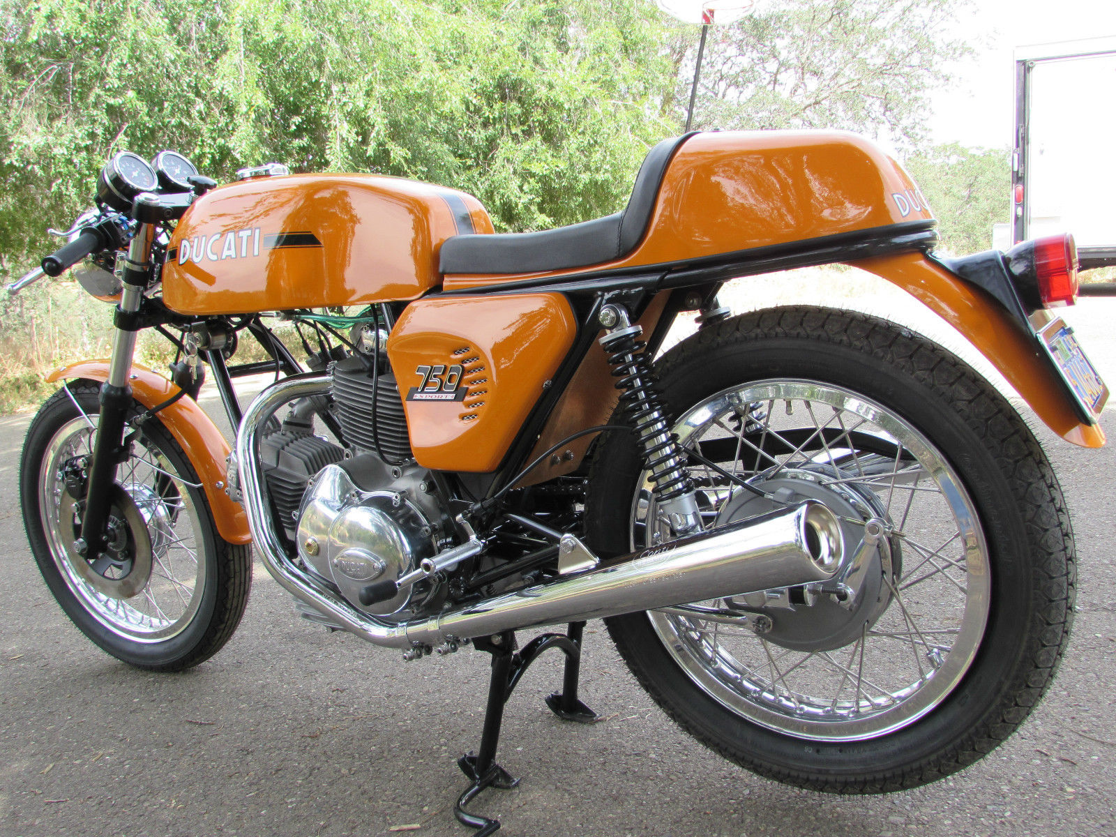 Ducati 750 SS images #9962