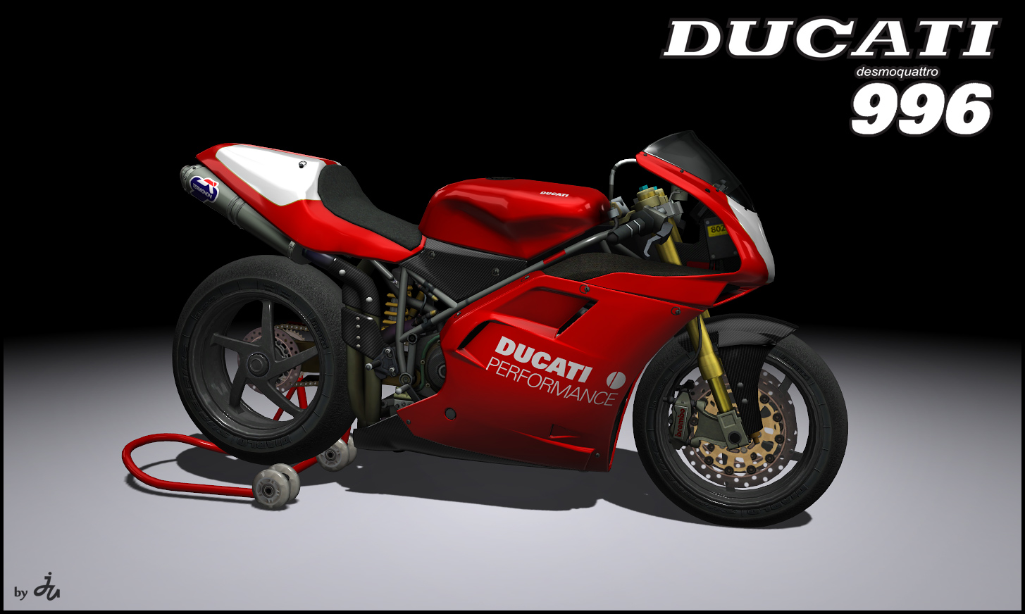 Ducati 996 R wallpapers #11058
