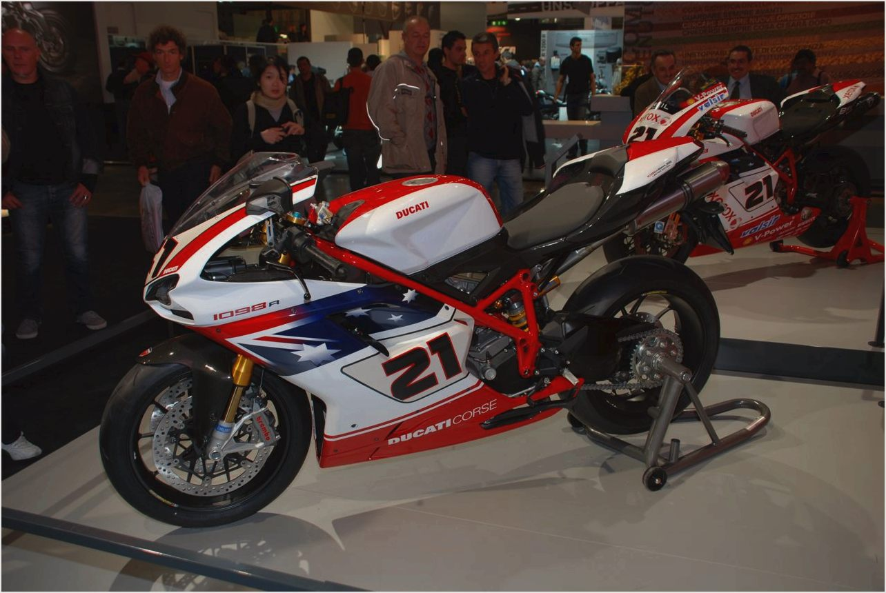 Ducati Superbike 1098 R Bayliss Limited Edition wallpapers #12447