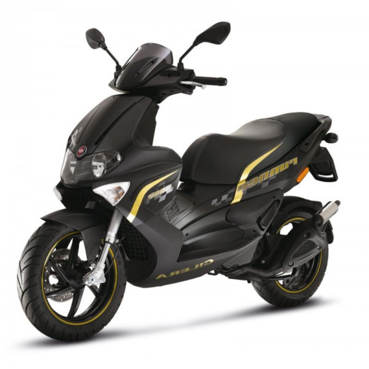 Gilera Runner 50 Black Soul 2015 images #76482