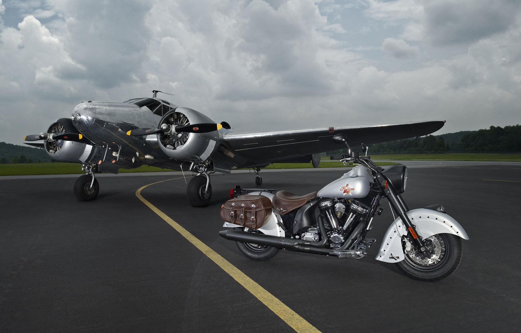Indian Chief Bomber Limited Edition images #99400