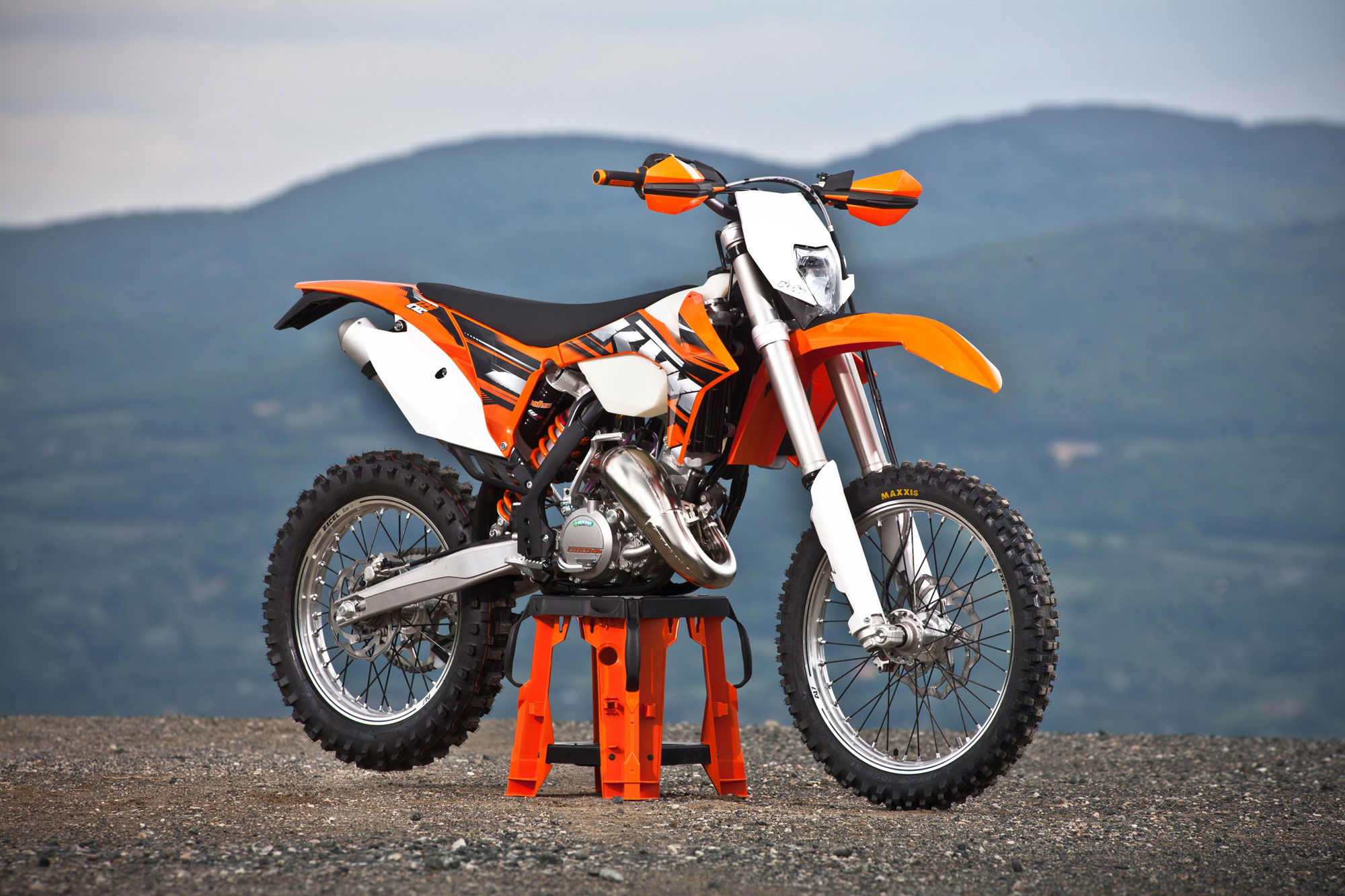 KTM 125 EXC 2010 wallpapers #161330
