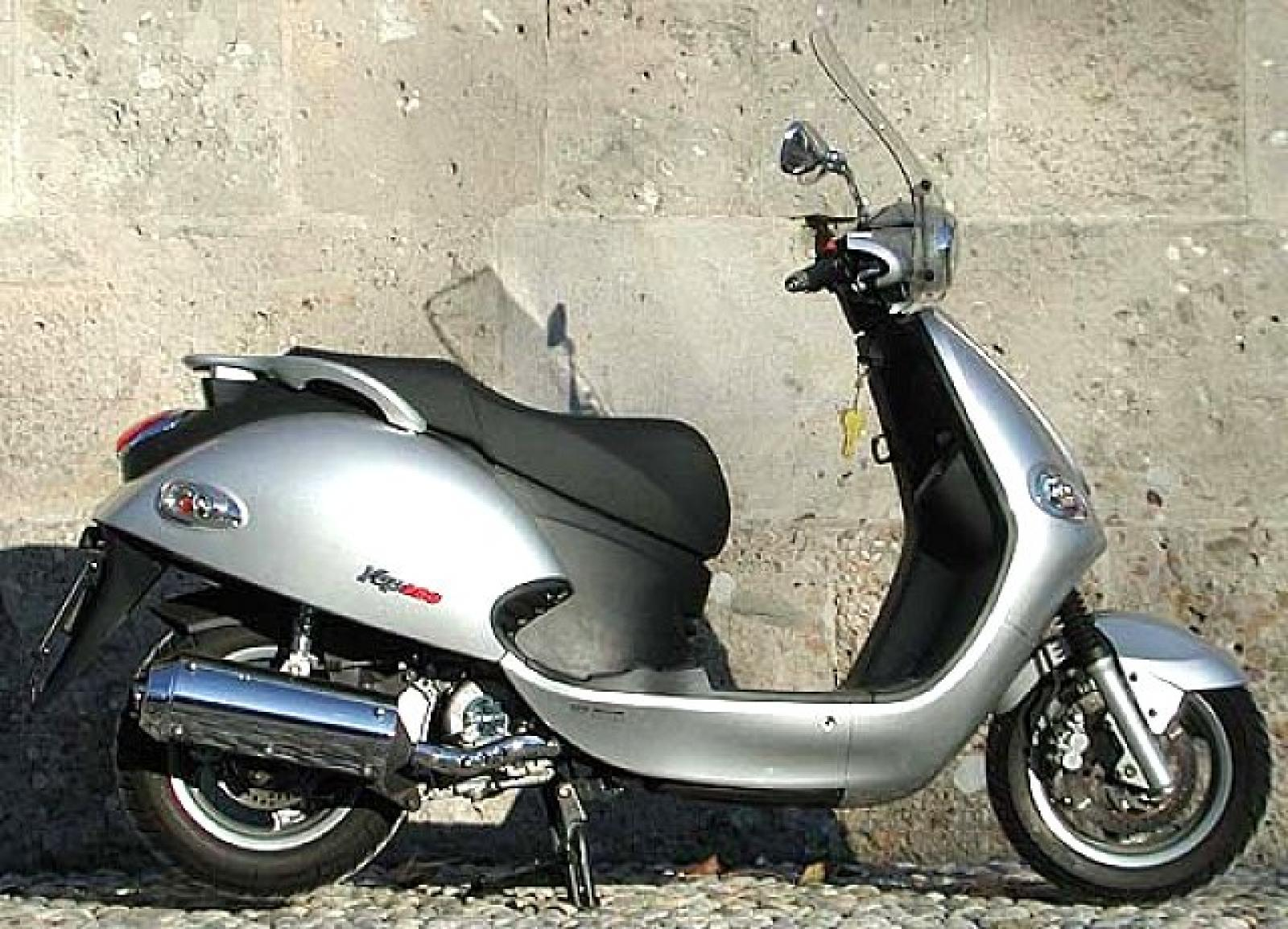 2004 Kymco Yup 50  Pics  Specs And Information