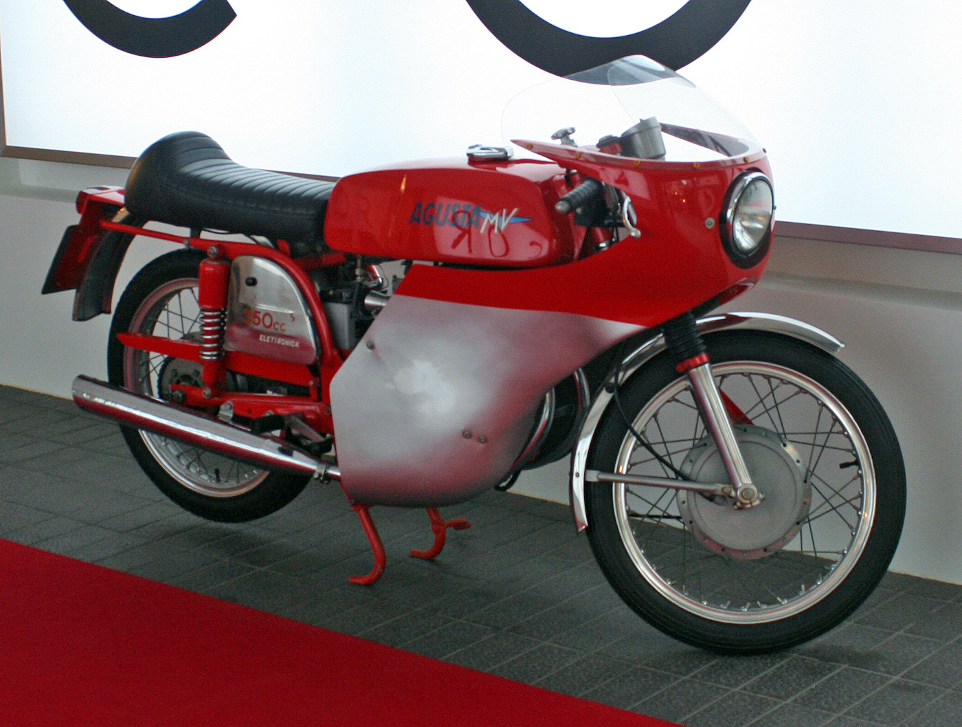 MV Agusta 350 S images #113810