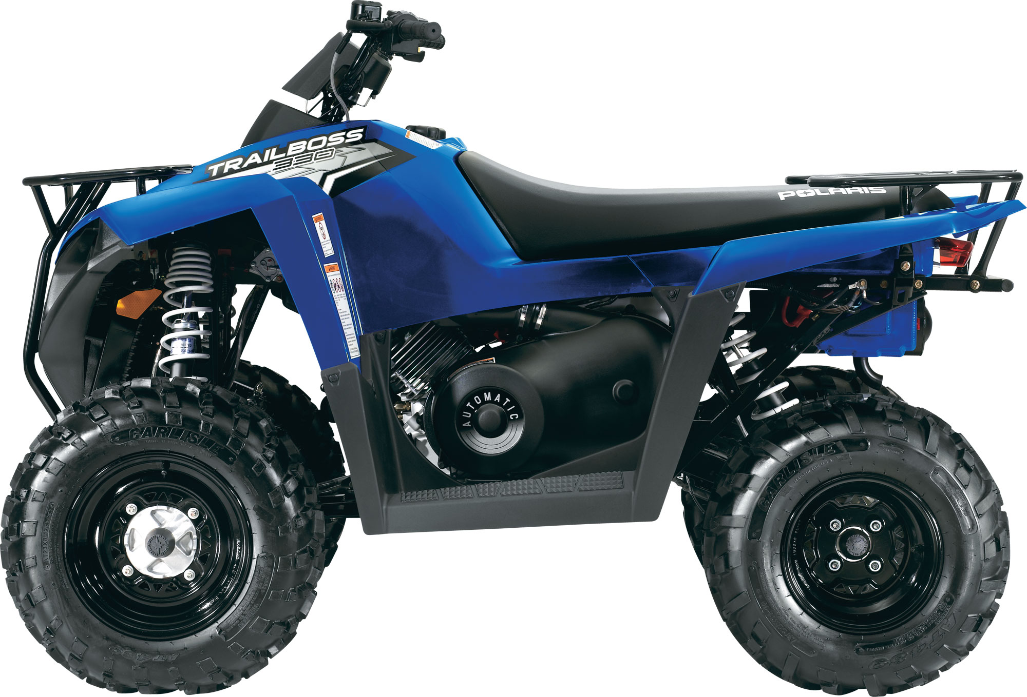 Polaris Trail Boss 330 2008 images #169663