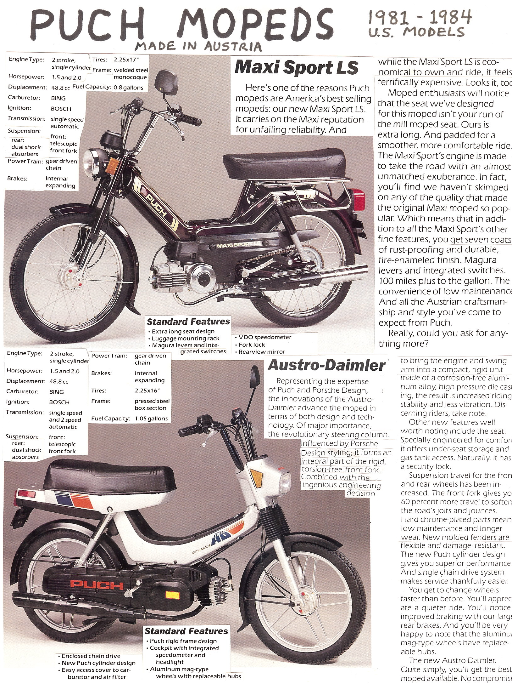 Puch Maxi Sport images #158550