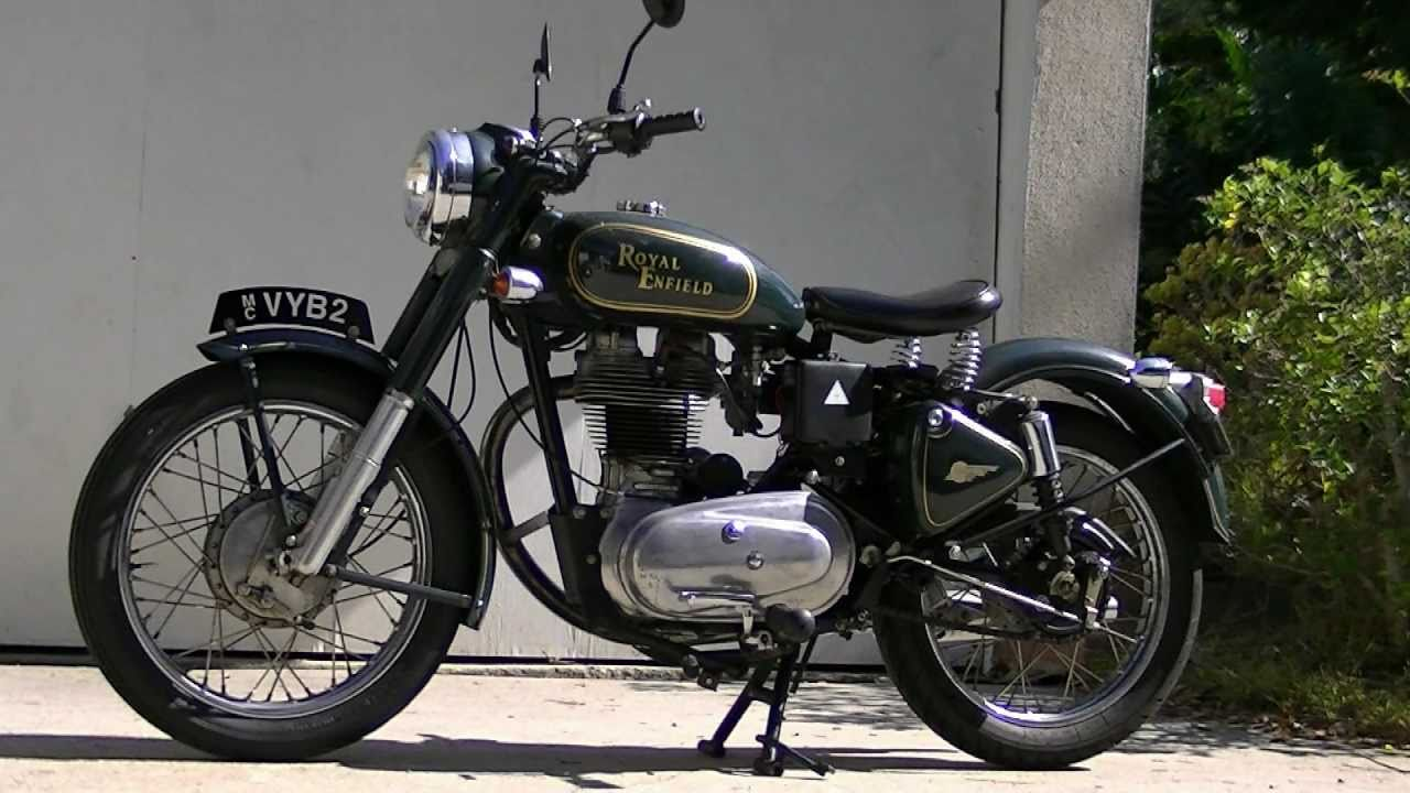 Royal Enfield Bullet 350 Army 1990 images #122685
