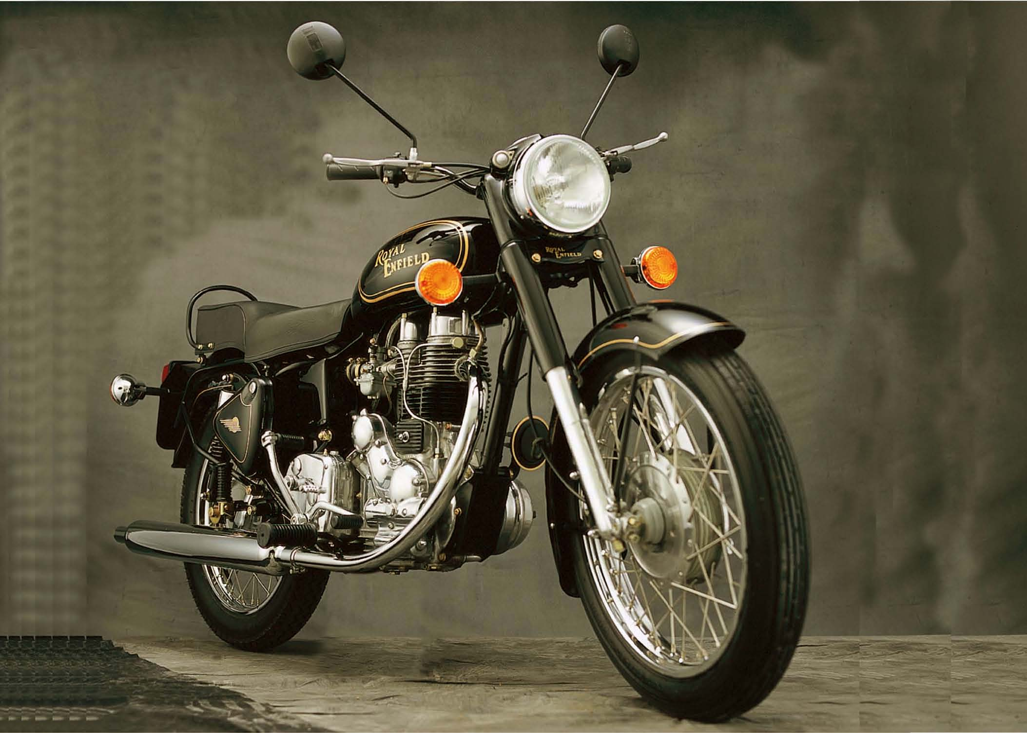 Royal Enfield Bullet 350 Classic 2007 images #123970