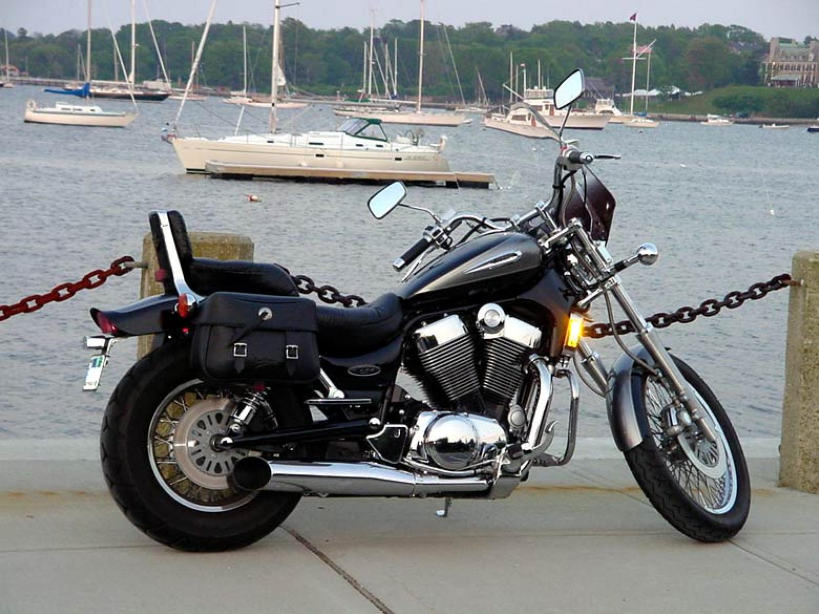 Suzuki VS 750 Intruder wallpapers #135845
