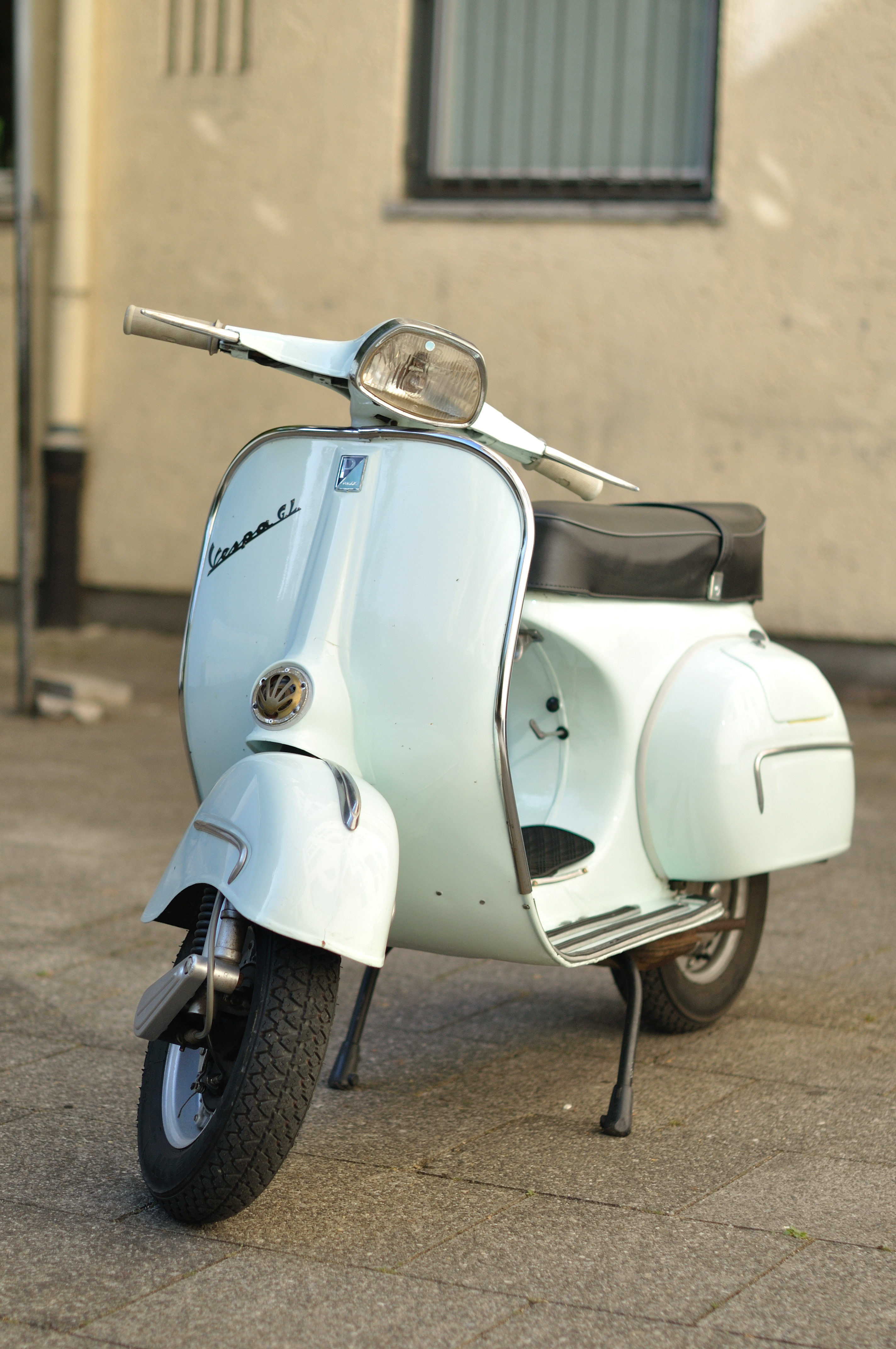 Vespa GTV 250 ie Sidecar wallpapers #129695