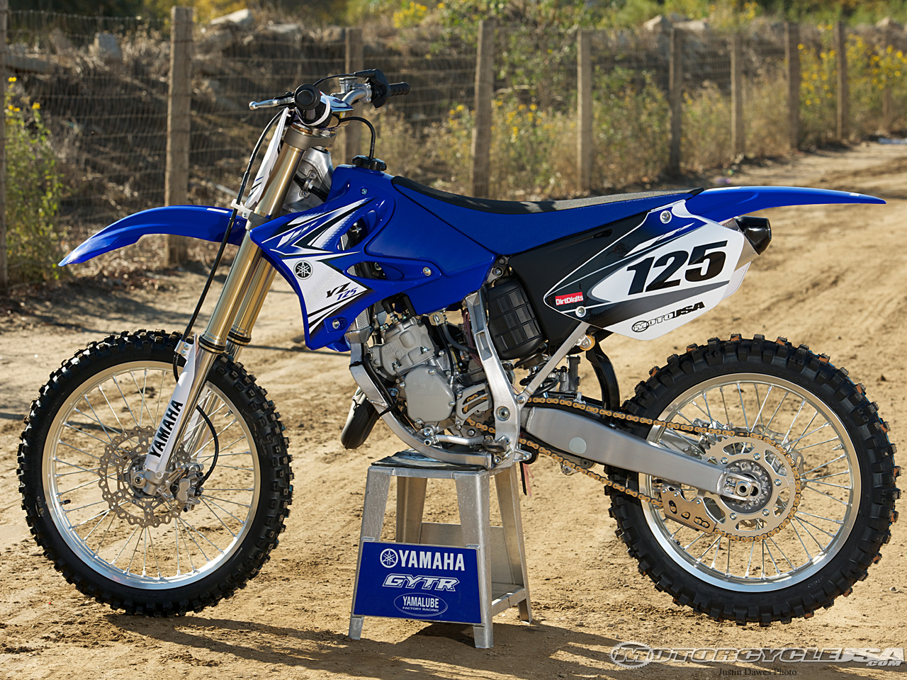 2003 yamaha yz 125 pics specs and information. Black Bedroom Furniture Sets. Home Design Ideas