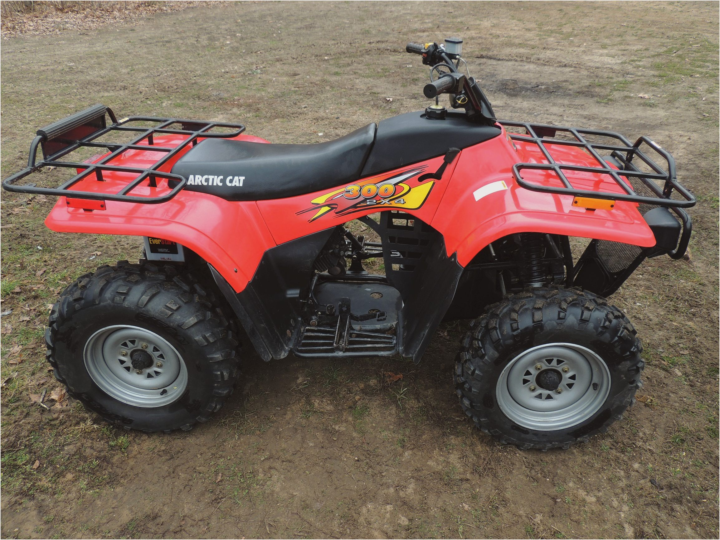 Arctic Cat 250 1999 images #93050