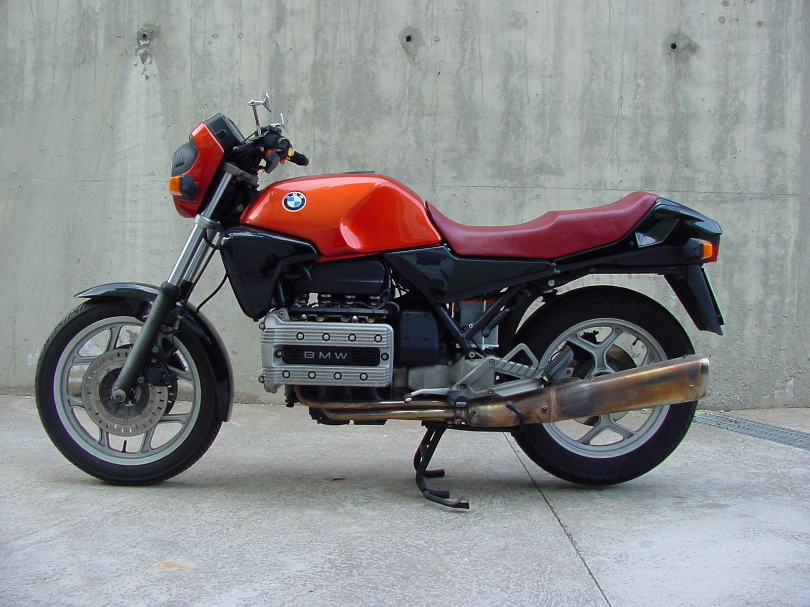 BMW K100RT images #143878