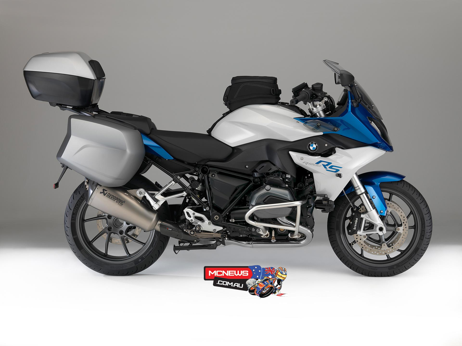 BMW R1200RS 2015 images #9266