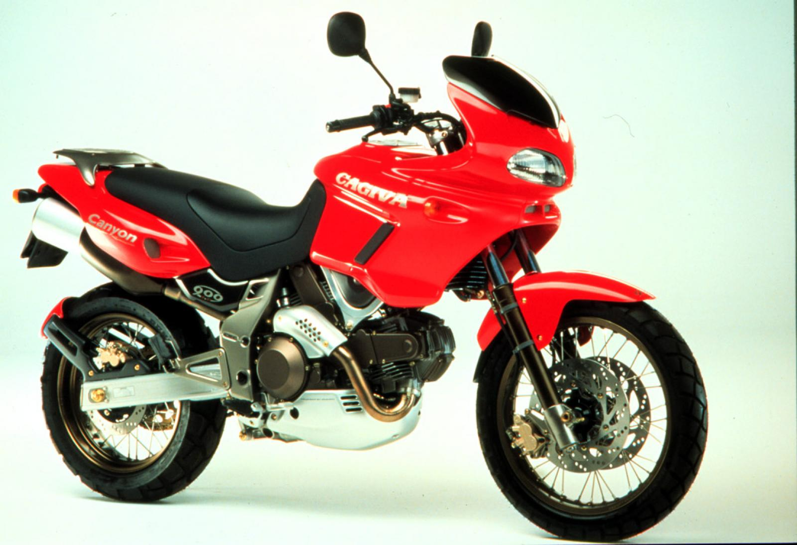 Cagiva Gran Canyon 1999 images #67497