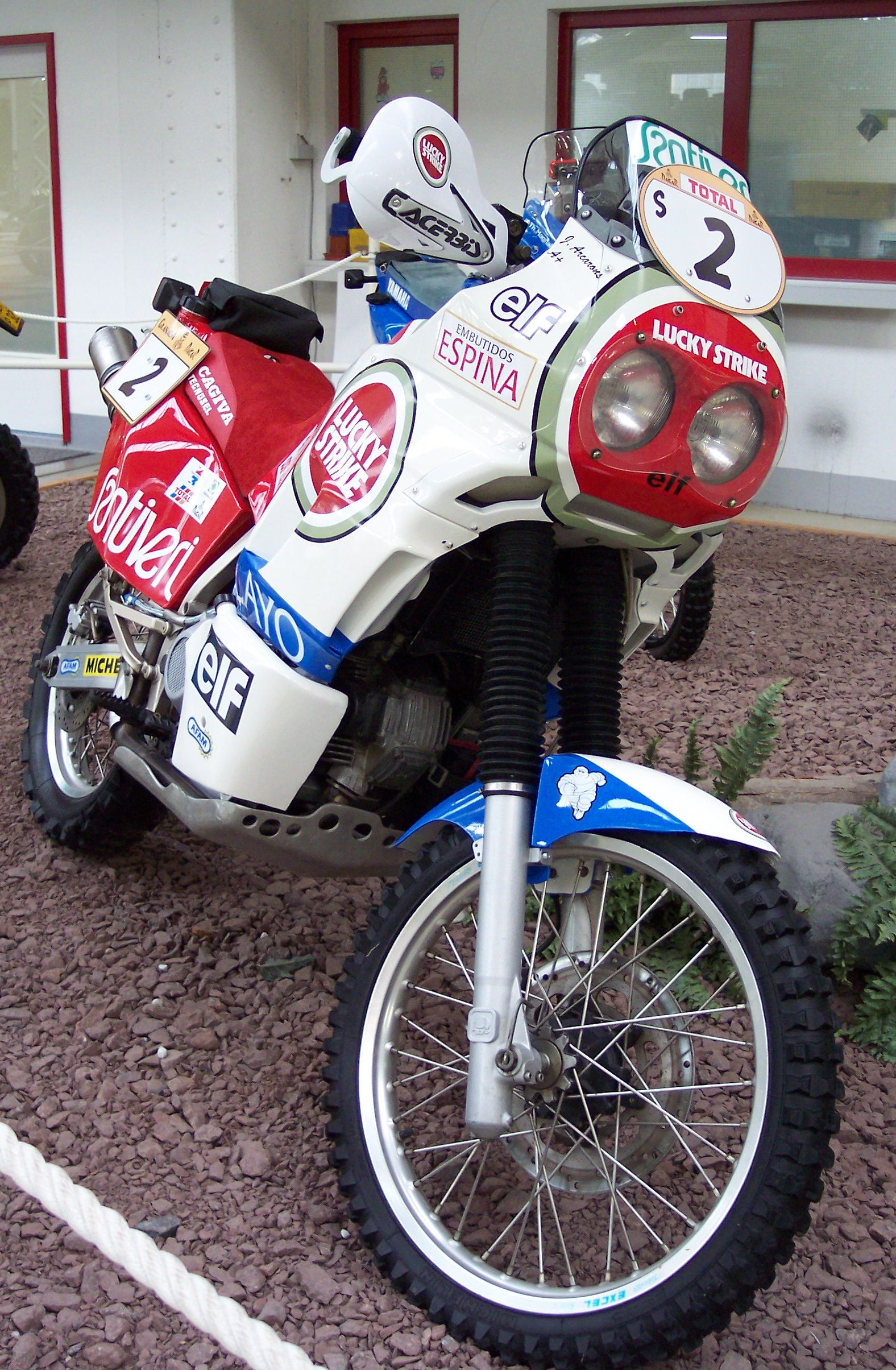 Cagiva SX 250 1983 images #67987
