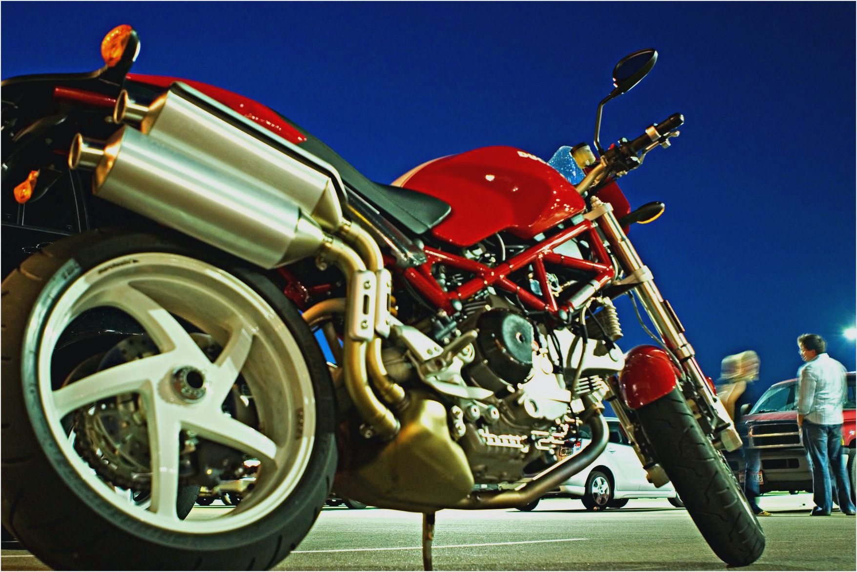 Ducati Monster 1000 wallpapers #11569