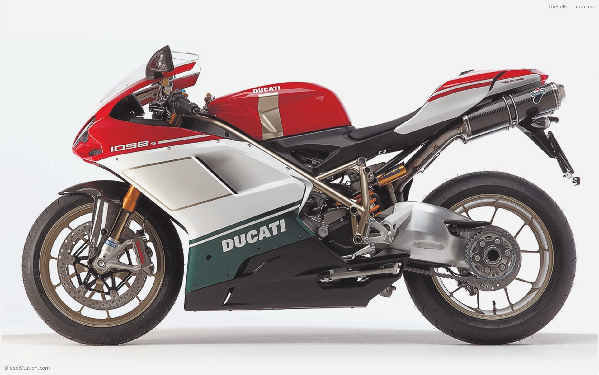 Ducati Superbike 1098 R Bayliss Limited Edition wallpapers #12448