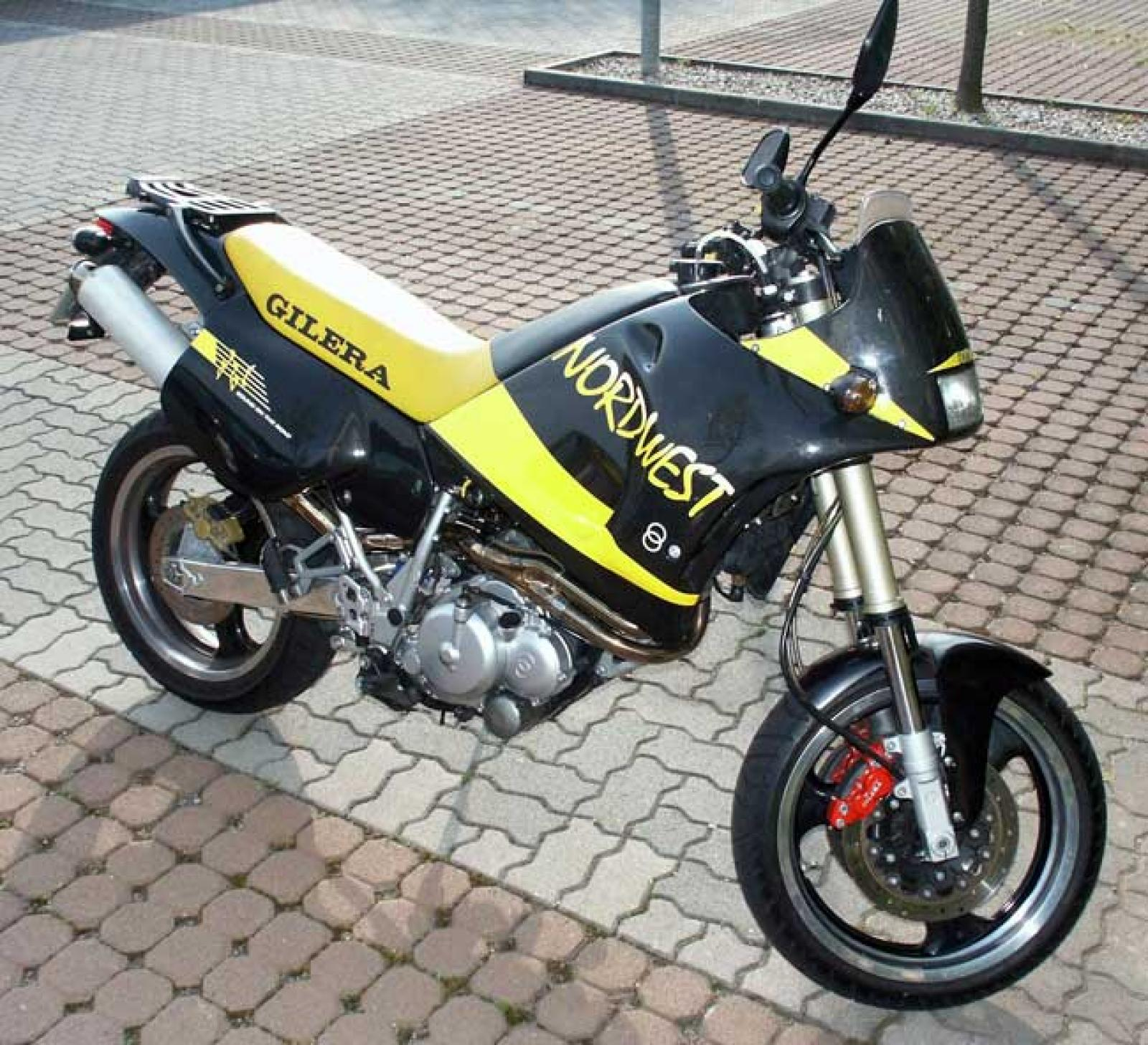 Gilera 600 Nordwest 1997 images #95131