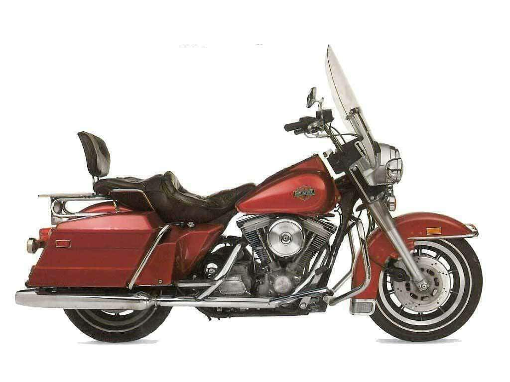 Harley-Davidson FLHTC 1340 Electra Glide Classic pics #39948