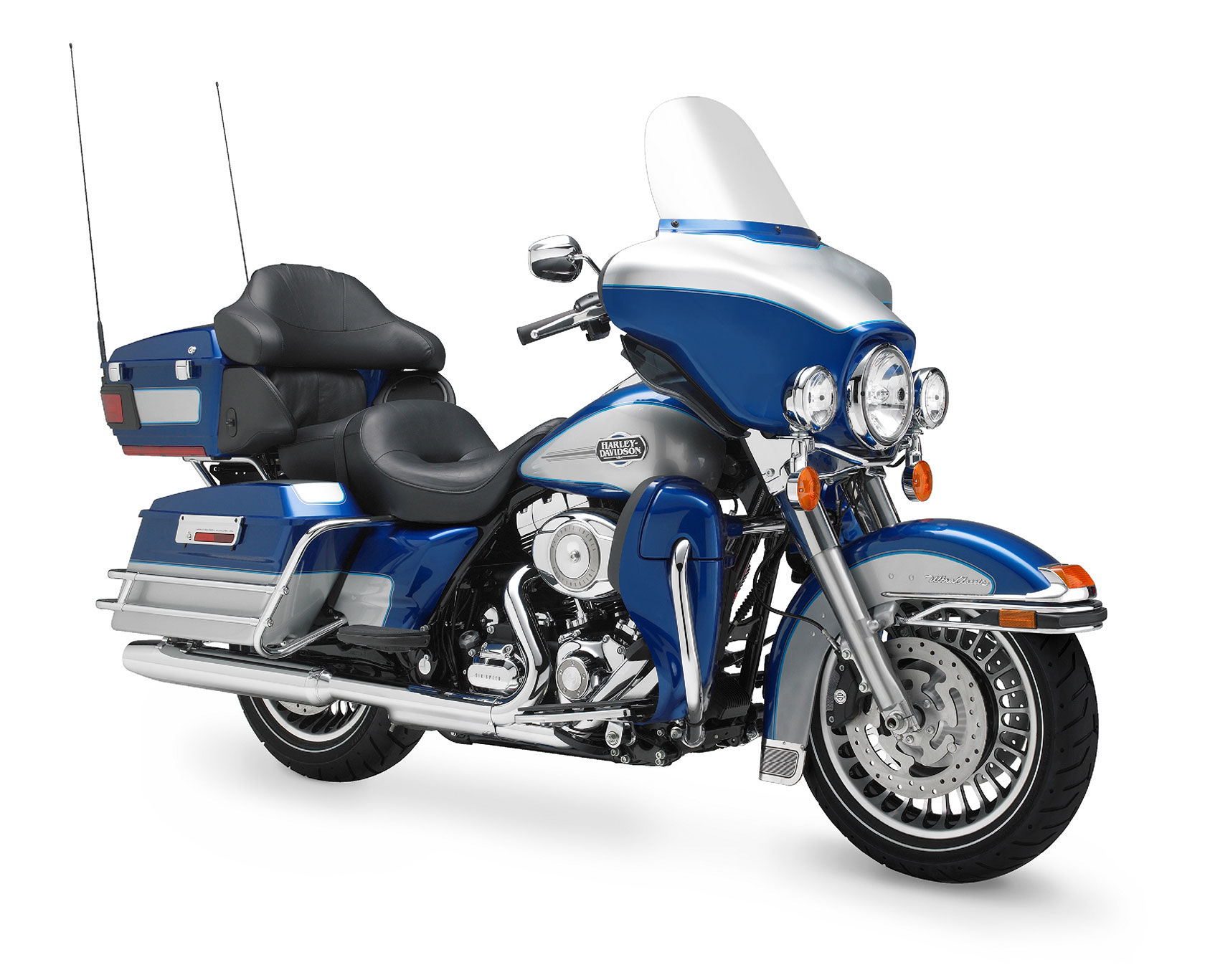 Harley-Davidson FLTCU Tour Glide Ultra Classic 1989 wallpapers #134160