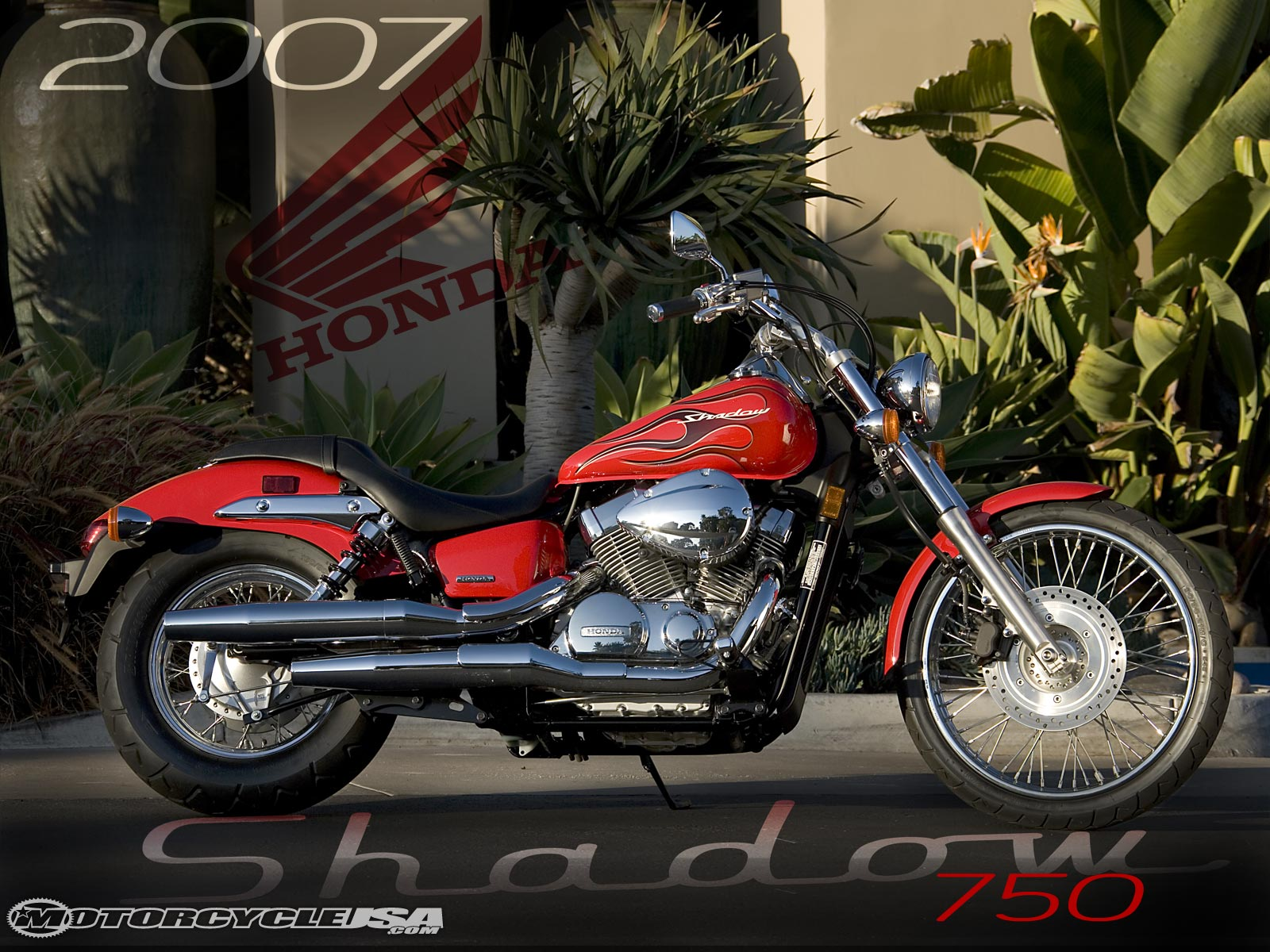 Honda Shadow Spirit 750 images #83825