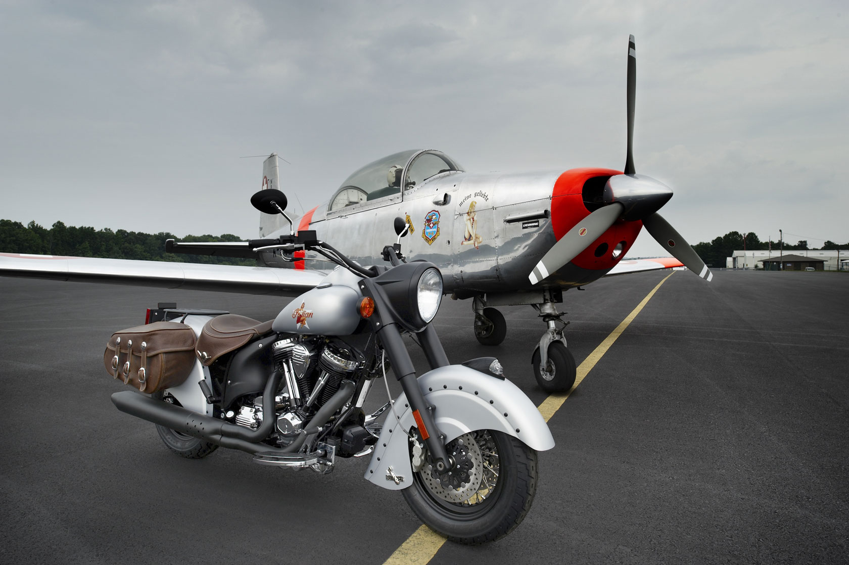 Indian Chief Bomber Limited Edition images #99401